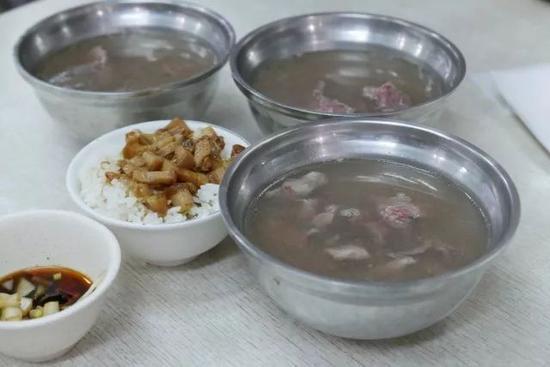 阿财牛肉汤