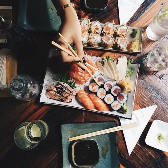 日本美食 图片来源自For Emma, Forever Ago