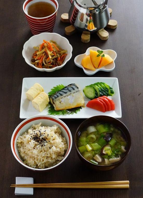 一汁三菜 图片来源自xoticvoyages.com
