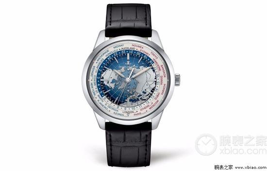 积家地球物理天文台世界时间腕表