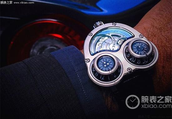 MB&F腕表