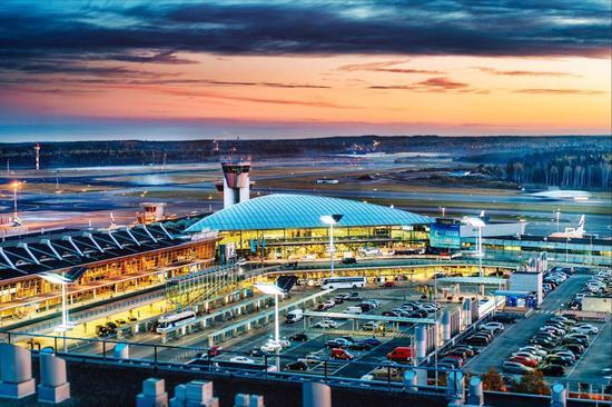 芬兰赫尔辛基机场