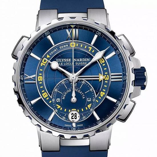 运动腕表:雅典 Marine Regatta