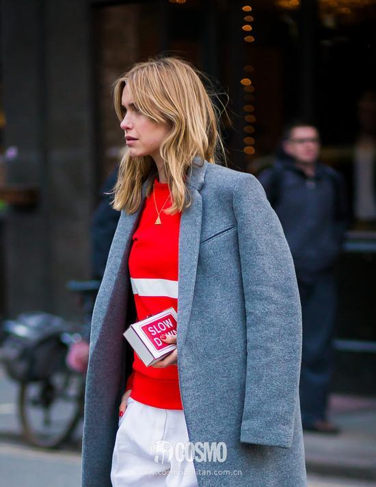 你的毛衣太boring?那是因为少了点装饰啊