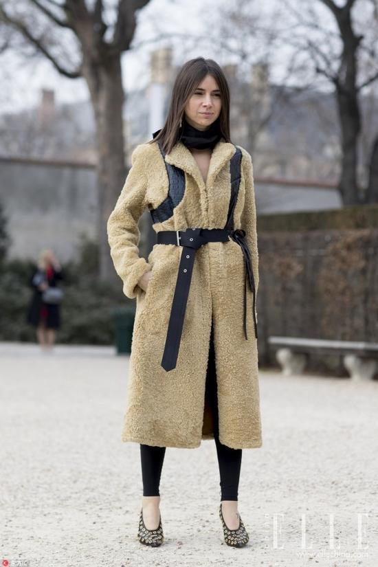 个子不高的女生到底能不能穿长大衣?