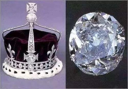 所有拥有它的男性主人或君主要么失去权利宝座,要么不幸临身。维多利亚女王是唯一一个佩戴这颗受到诅咒钻石而平安无事的君主。