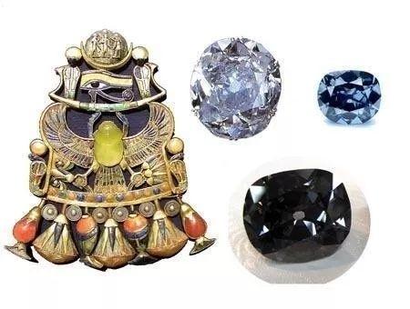 你可知道历史上有些珠宝因为相传被诅咒,几百年来都让人感到毛骨悚然?