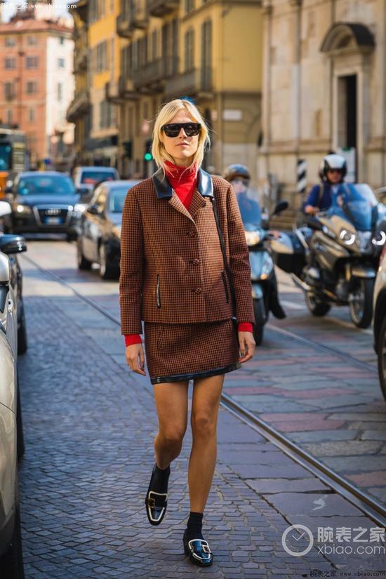 这个冬天最时髦的外套 都适合搭配什么样表