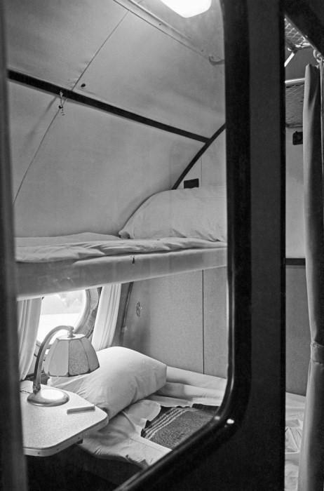 早期苏联国家航空的头等舱