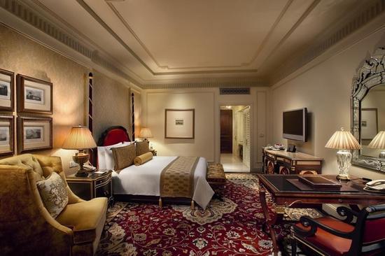 新德里里拉宫殿酒店 图片来源自booking