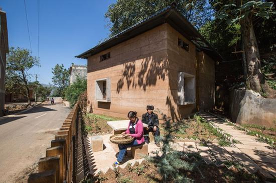 最佳世界建筑 竟是云南光明村灾后重建项目九幽神官