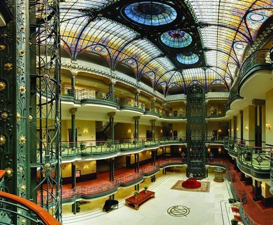墨西哥格兰城市酒店 图片来源自booking