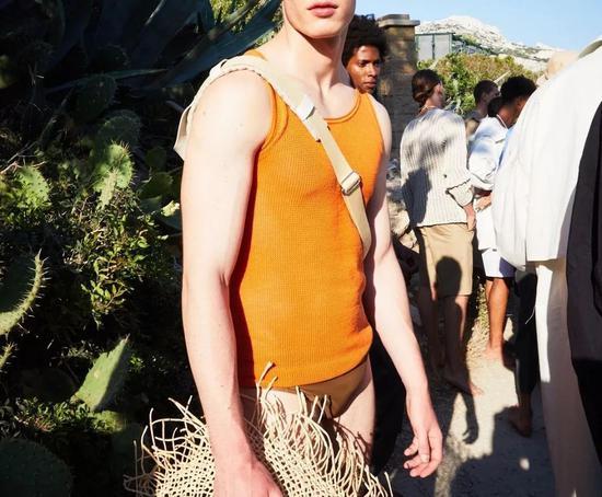 Jacquemus第一季男装