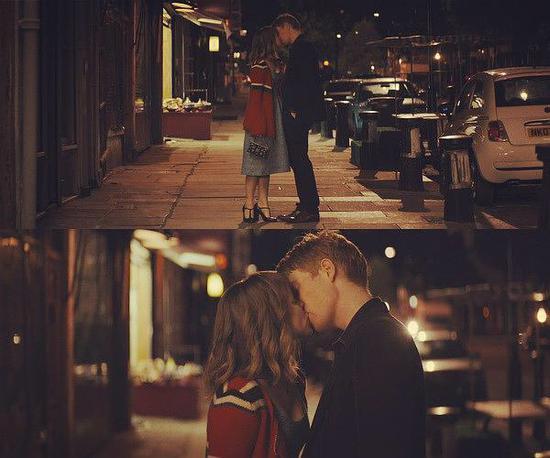 情人节无疑是全年中和I Love U最相配的一天 图片源自豆瓣