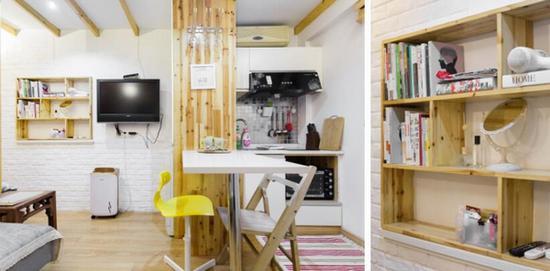 中式小情调 图片来源自airbnb