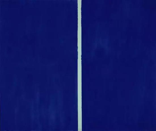 纽曼《Onement VI》,1953年