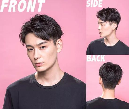 这五款最帅发型打理起来不超过五分钟
