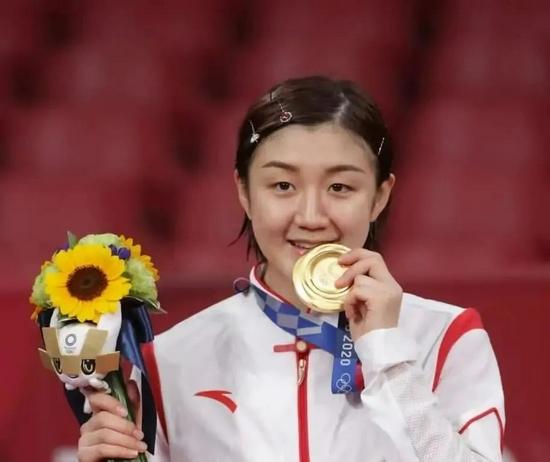 陈梦的护肤步骤 奥运冠军同款值得一看