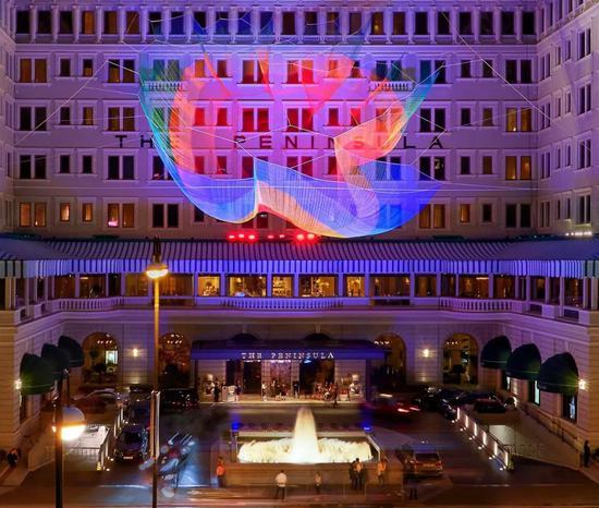 中国香港半岛酒店