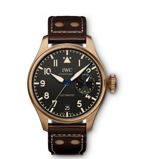万国大飞行员系列传承腕表