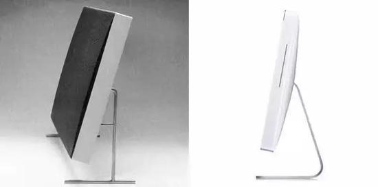 博朗LE4 VS iMac