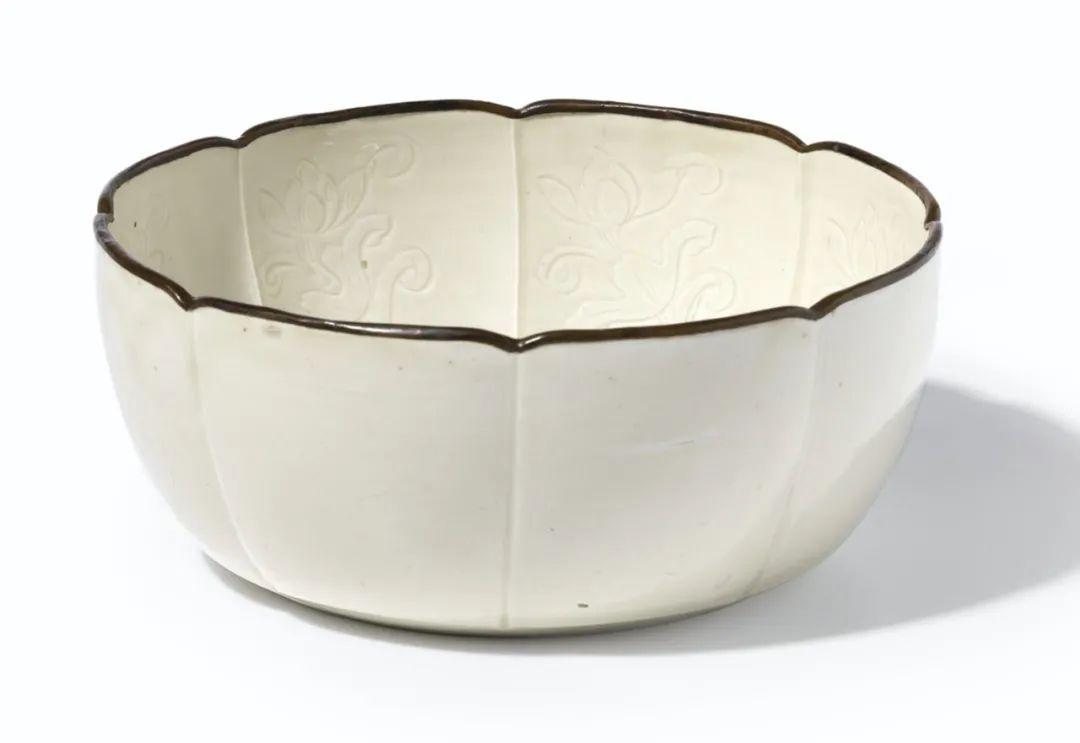 鉴赏|花口碗——宋人的饮食雅趣