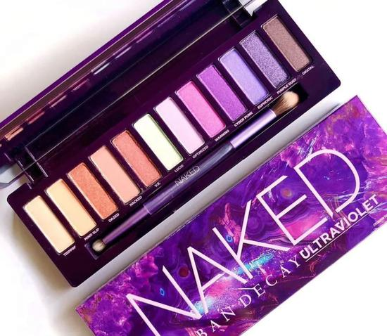 紫色系妆容难道到现在还没有过时吗?