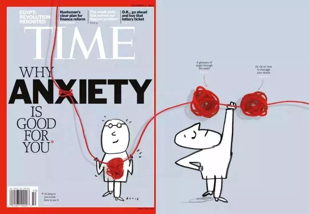 塞吉·布罗什绘画的《时代周刊》封面
