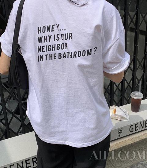 舒服到飞起 每个夏天都需要这件基础款的T恤