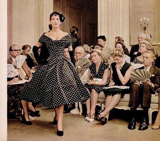 1954年的Dior高定系列