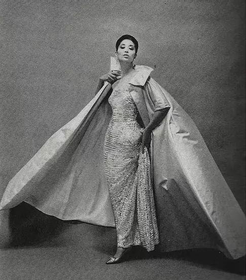 China in Dior 1959
