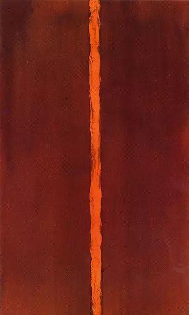 纽曼《Onement III》,1949年