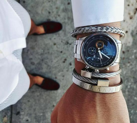 今年流行的腕表 成功男士的标配