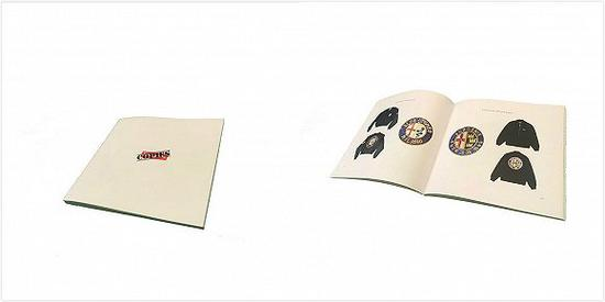 《Supreme Copies:The Book》(图片来源:supremecopies)