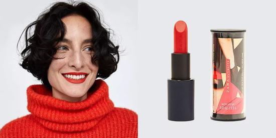 Zara首个彩妆系列由曾与Dior、Armani等奢侈品合作并创立个人品牌的英国化妆师Pat McGrath主导,主打平价市场