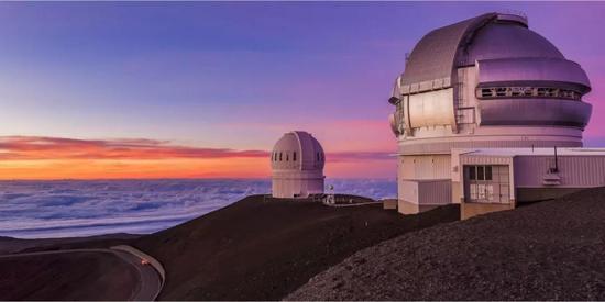但最令人赞叹的是在去到游客中心的途中就可以用肉眼观察到清晰可见的星空。