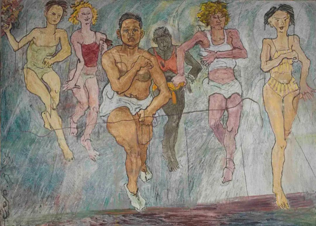 魯明軍:另一個視角看袁運生的繪畫實踐與民族美學