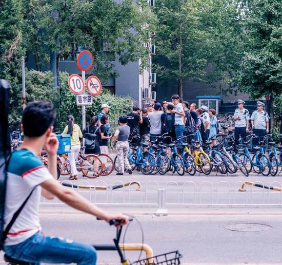 《葛宇路》以自己名字在北京命名的一条无名路在当年引起不小的话题