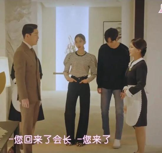 《顶楼》锡京穿的那件条纹衫居然还有这么多门道?