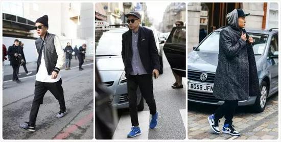 可以说,Eugene Tong与时?#20540;?#36317;离,就是高级时装与运动鞋的距离。