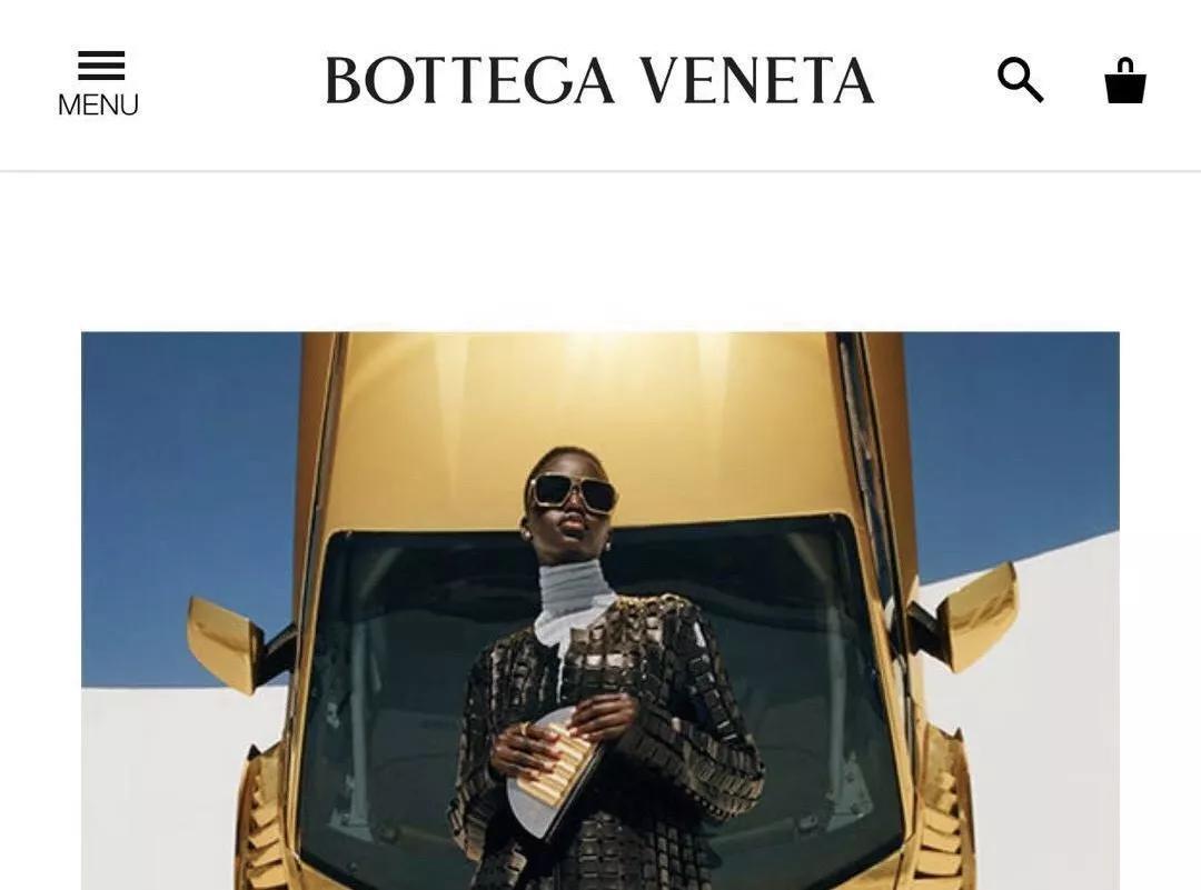 继Gucci后 开云集团旗下Bottega Veneta也更换新Logo