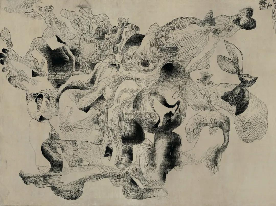 鲁明军:另一个视角看袁运生的绘画实践与民族美学