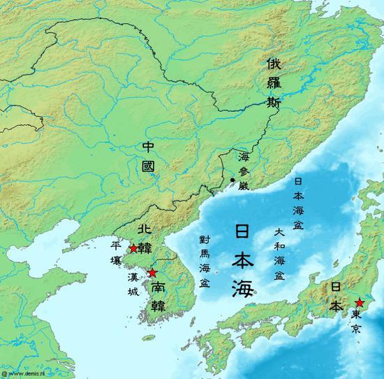 维基百科地图
