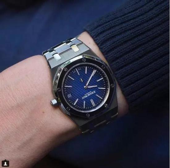 爱彼皇家橡树系列超薄腕表15202