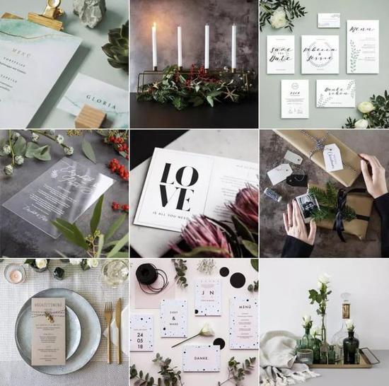 2019你的完美婚礼,从一张暖心的邀请卡开始