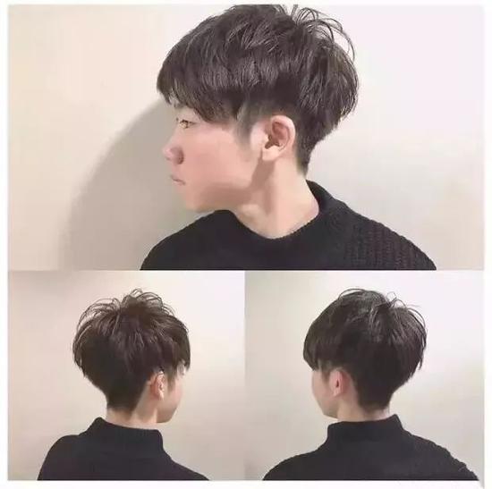 2019年必须打卡的4种男生发型