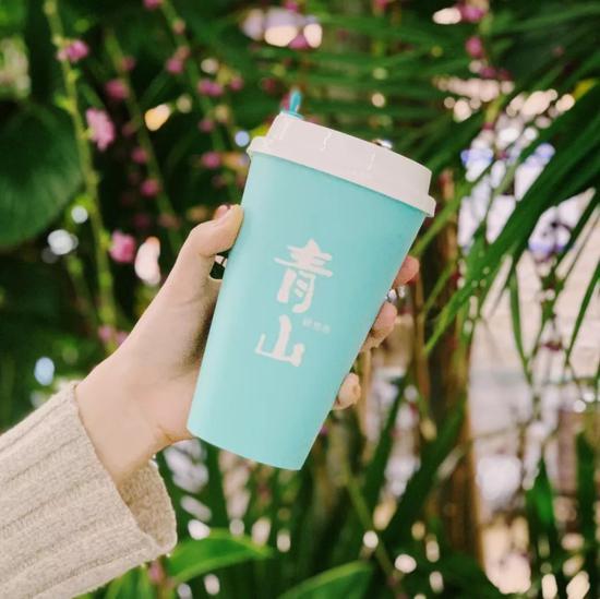 🍃鹹茯苓奶茶-青山研究所