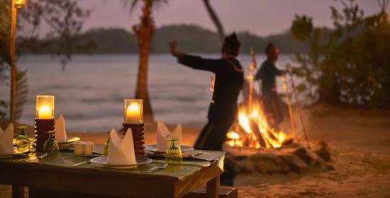 沉迷私岛酒店 这个夏天缺一次马来之旅无主2 失落的宝藏