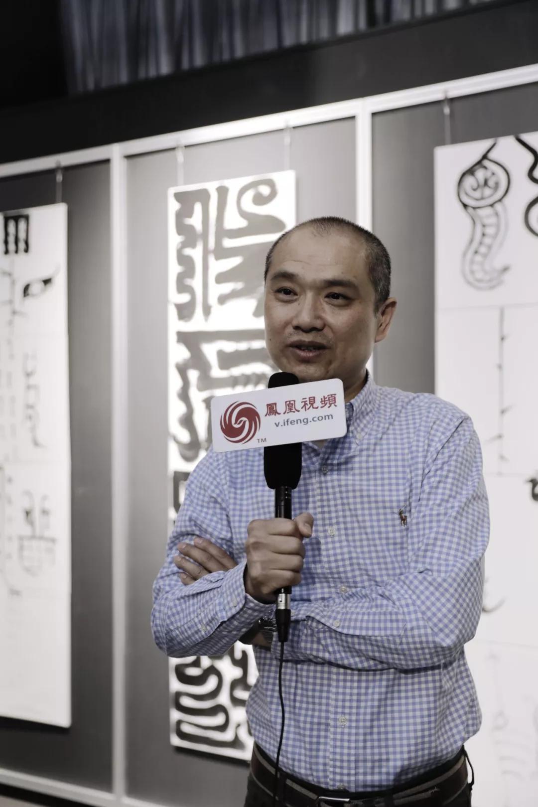 北京康诚世纪投资有限公司总裁黄辉接受采访