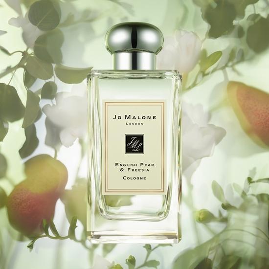 Jo Malone London 祖·玛珑英国梨与小苍兰香氛 图片来源自品牌